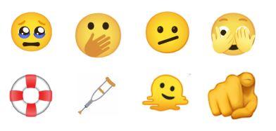nouveaux emojis 2021